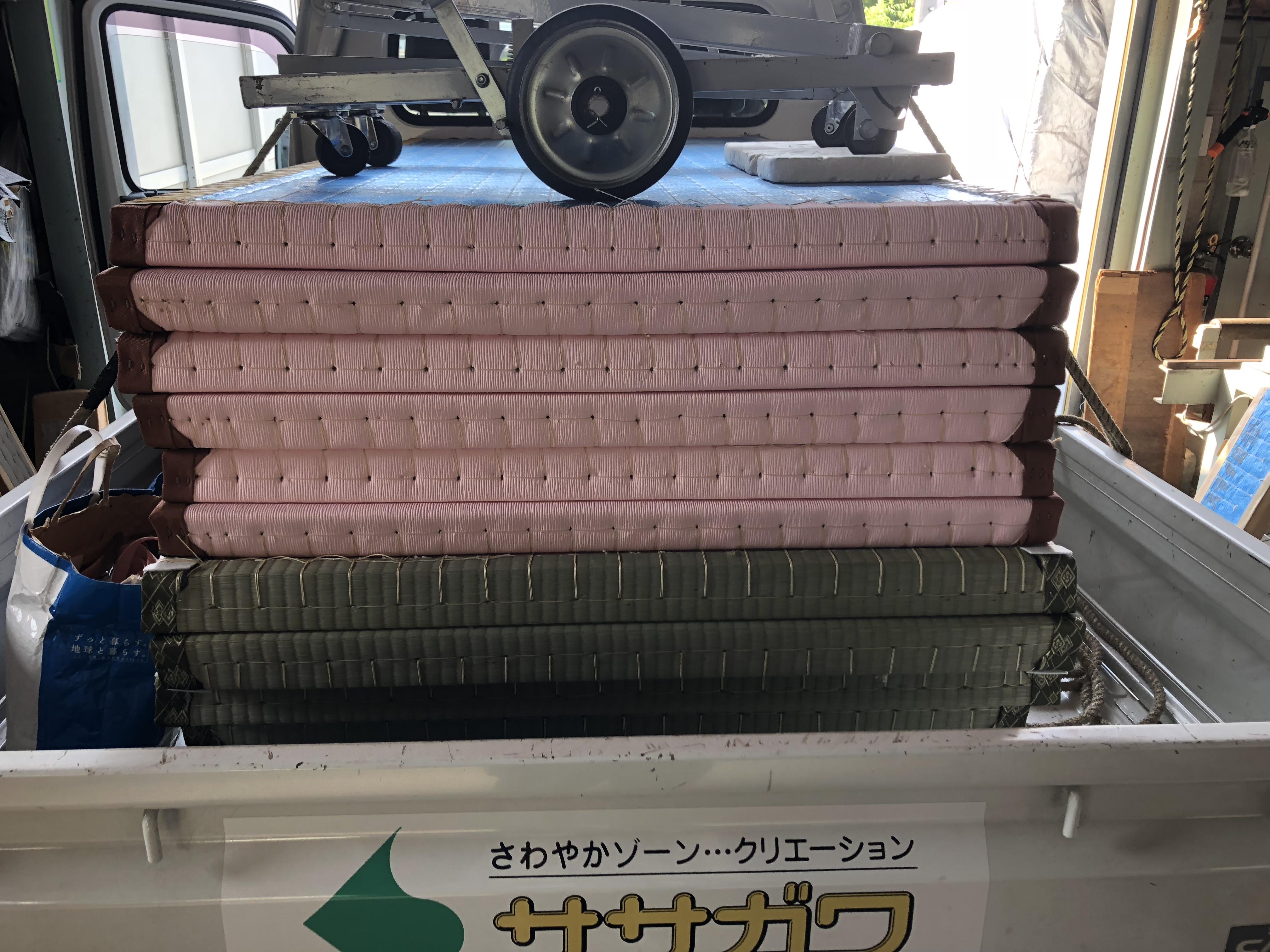 実績103.ペット用畳の画像