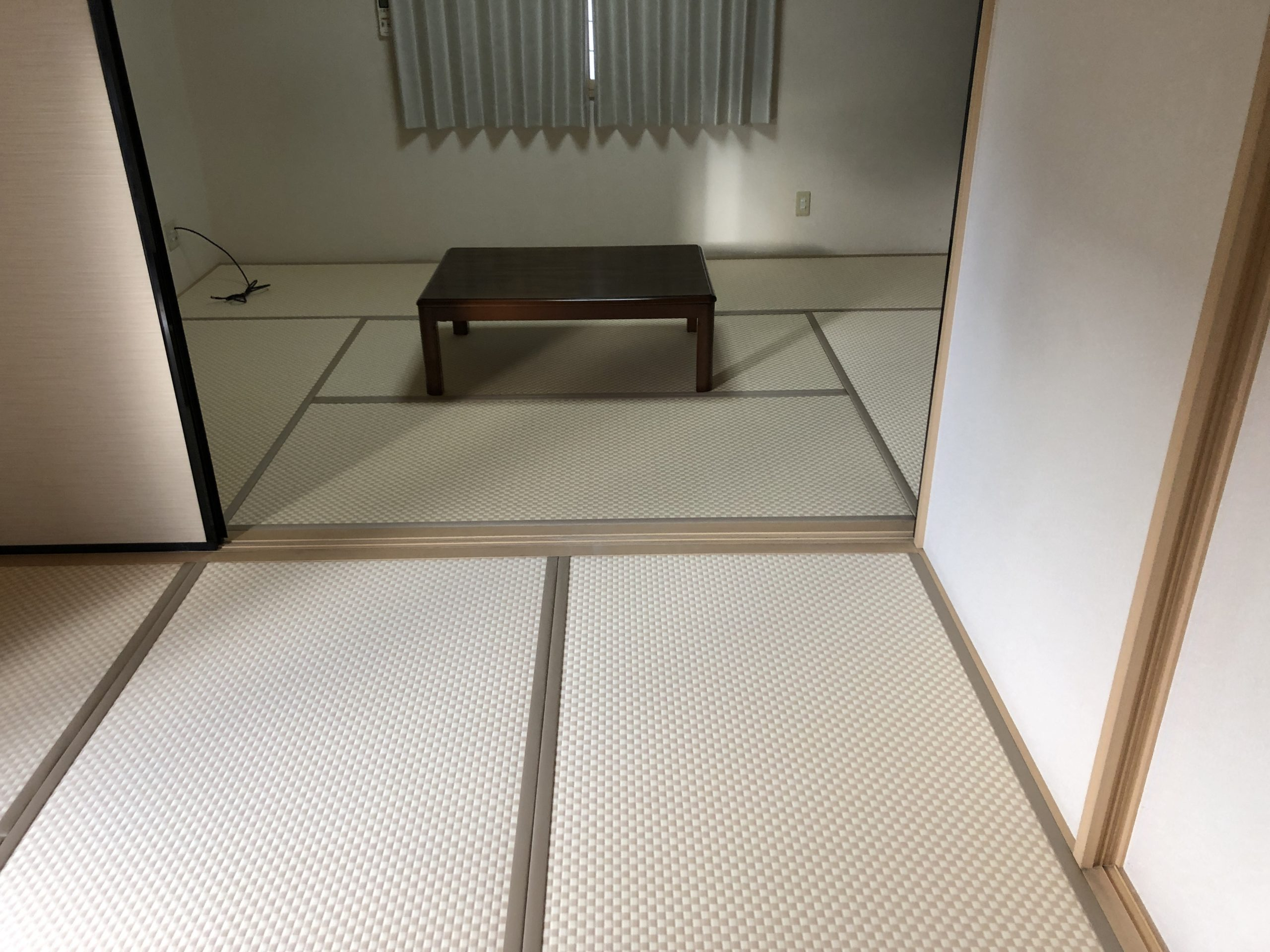 154.薄畳13㎜、表替の画像